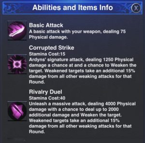 Ardyn special abilities