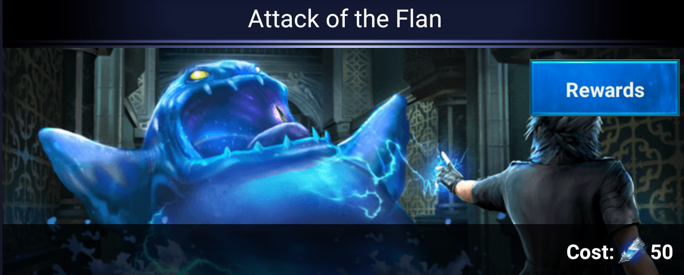Attack of the Flan