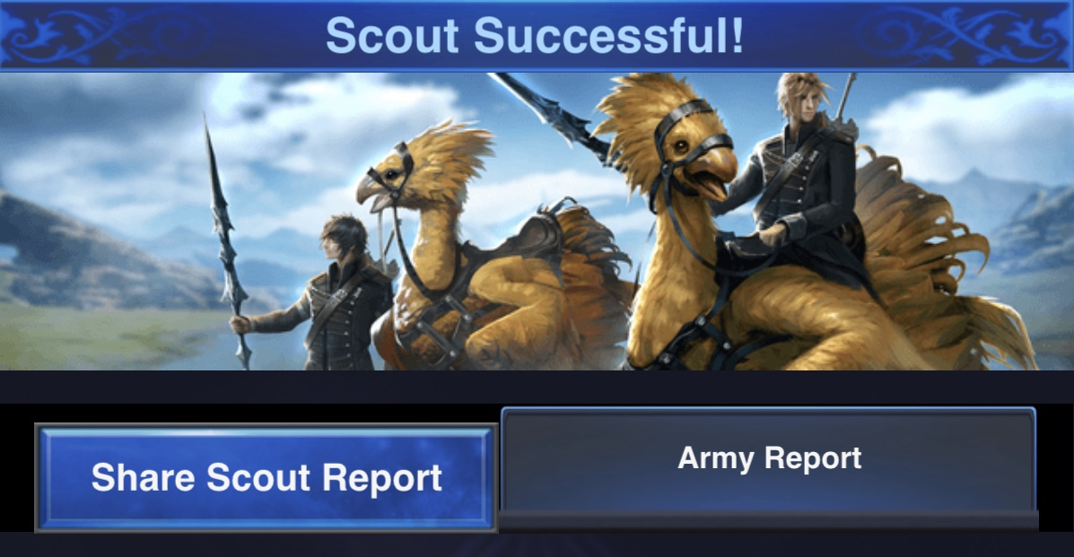 Scout Report Share