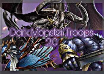 Dark Monster Troops