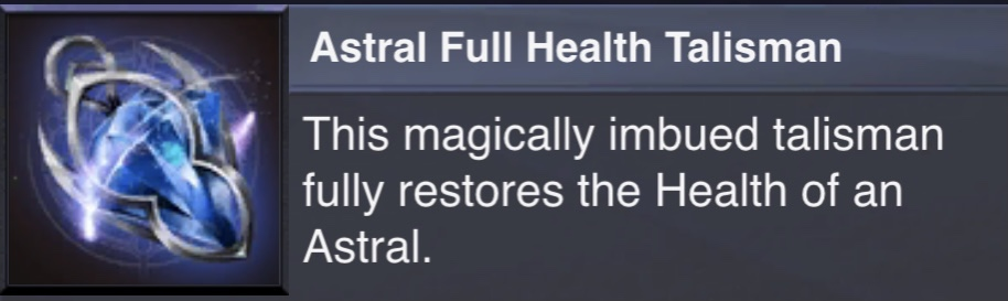 Astral Heal