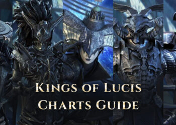 King of Lucis Chart Feature